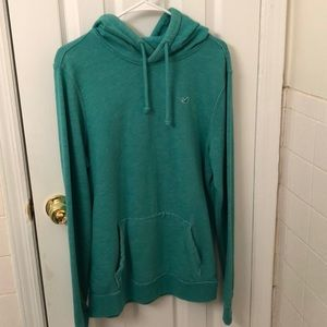 Hollister pull over sweatshirt